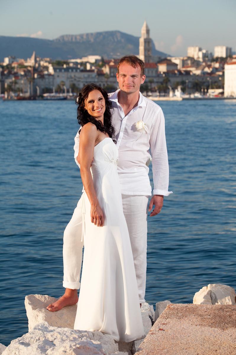 Svatební foto Hana a Hynek