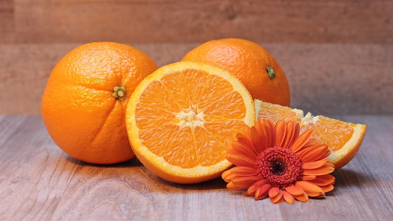Pomeranče – skvělý zdroj vitamín C