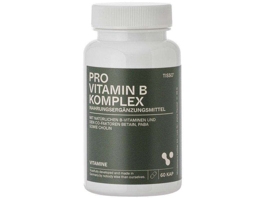 komplex vitamín B včetně b12 metylkobalamin