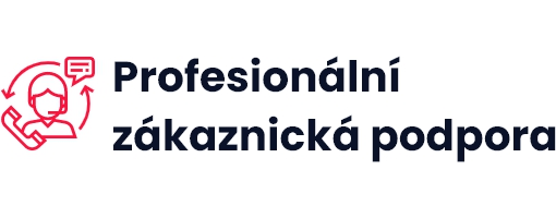 Profesionální zákaznická podpora
