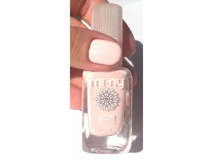 Soft pink blossom