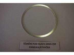Těsnění pod hlavu Jawa 250 panelka/kývačka