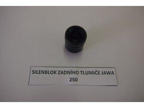 Silenblok zadního tlumiče Jawa 250