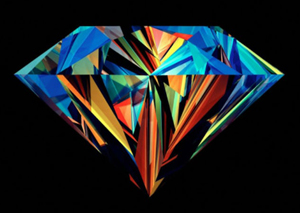 Barvy drahých kamenů a jejich symbolika