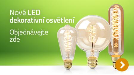 Dekorativní LED žárovky