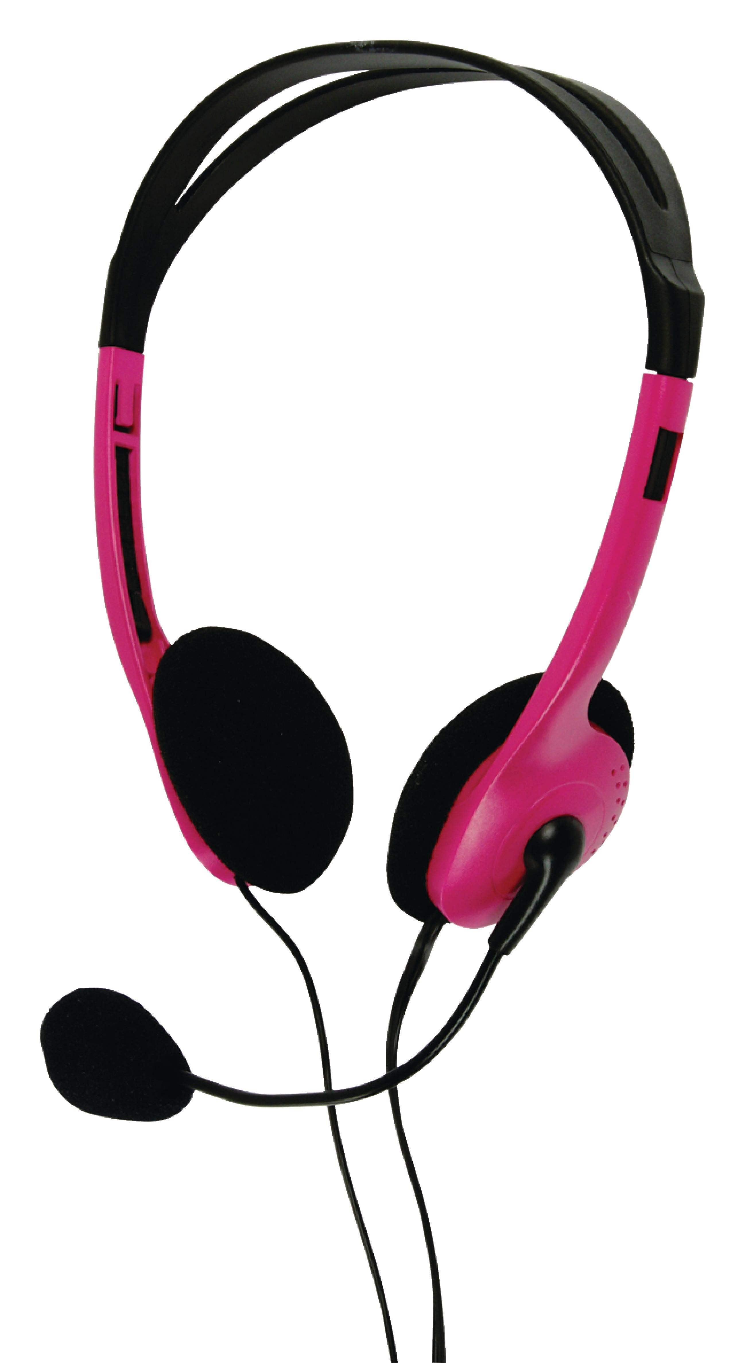 Headsety, mikrofony
