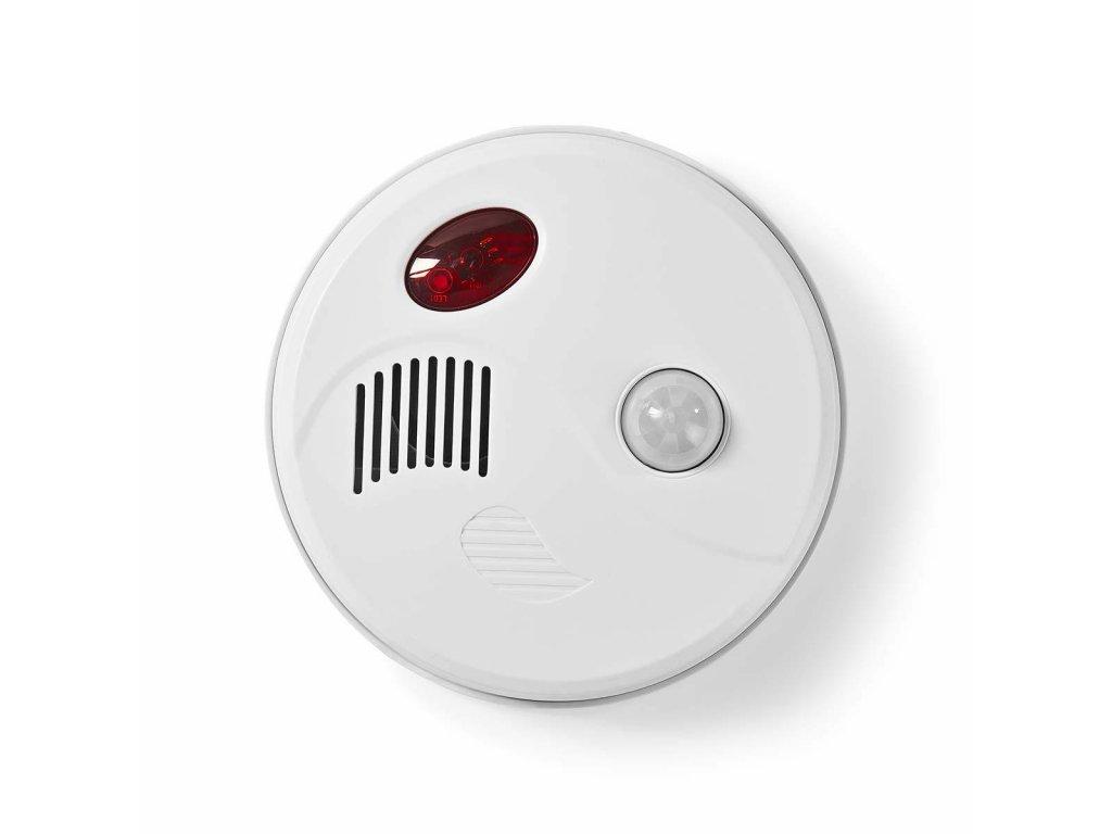 Nedis ALRMMC10WT stropní pohybové čidlo, gong nebo alarm 110 dB, dálkový ovladač