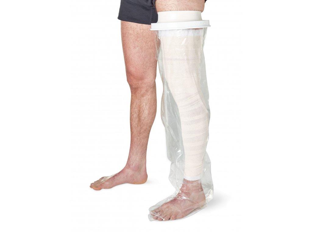 Ochranný sprchovací návlek na celou nohu Vitility VIT-70110790