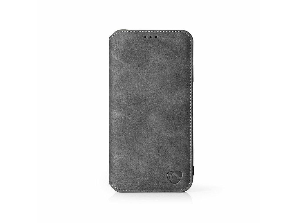 Nedis gelové peněženkové pouzdro pro Samsung Galaxy S9, černé (SSW10009BK)