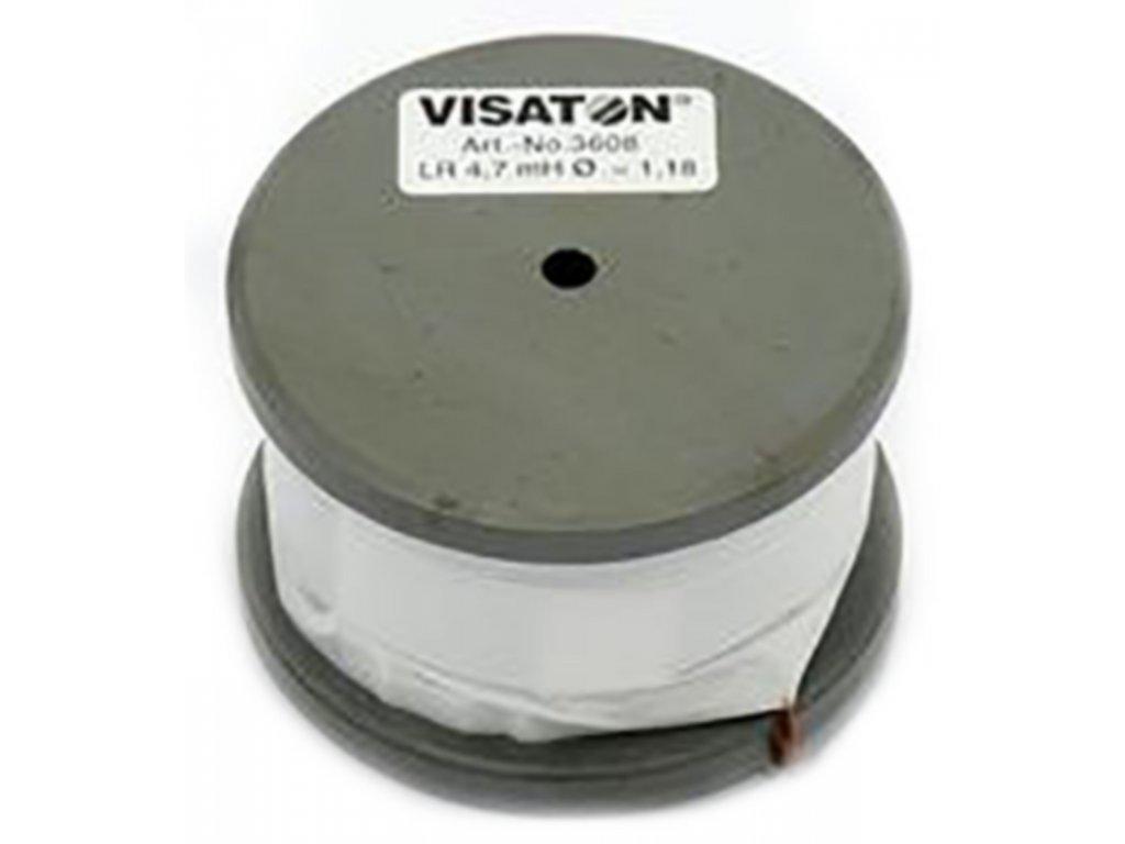 Cívka LR 6.8mH Visaton, VS-LR6.8MH