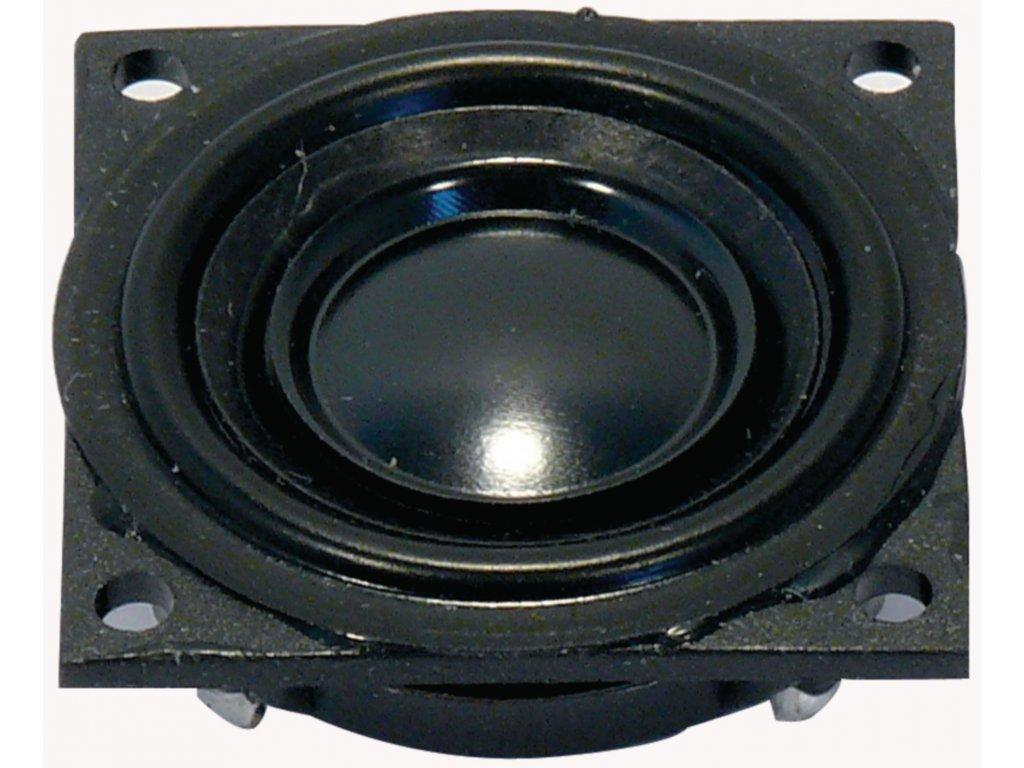 Miniaturní reproduktor 8 Ohm 1 W Visaton, VS-2826