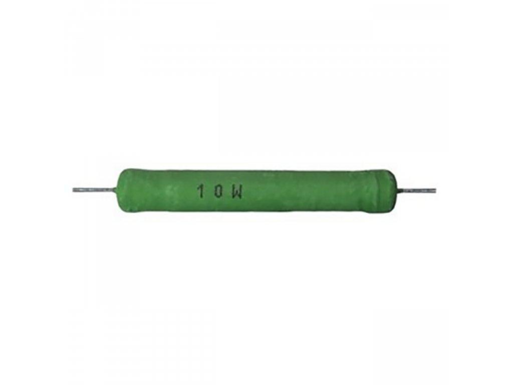 Metaloxidový rezistor 3.3 Ohm, 10 W, Visaton VS-5148