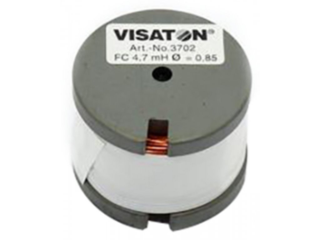 Cívka FC 6.8mH Visaton, VS-FC6.8MH