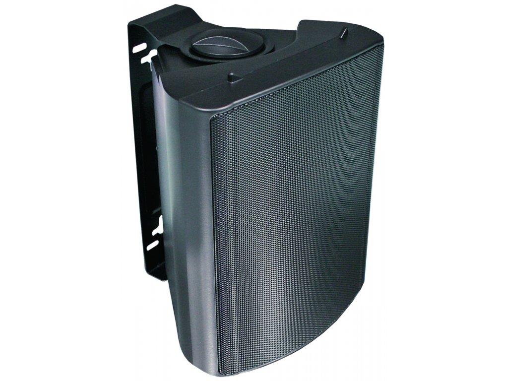 Dvoupásmový kompaktní reproduktor 8 Ohm 80 W, černý Visaton, VS-WB13B