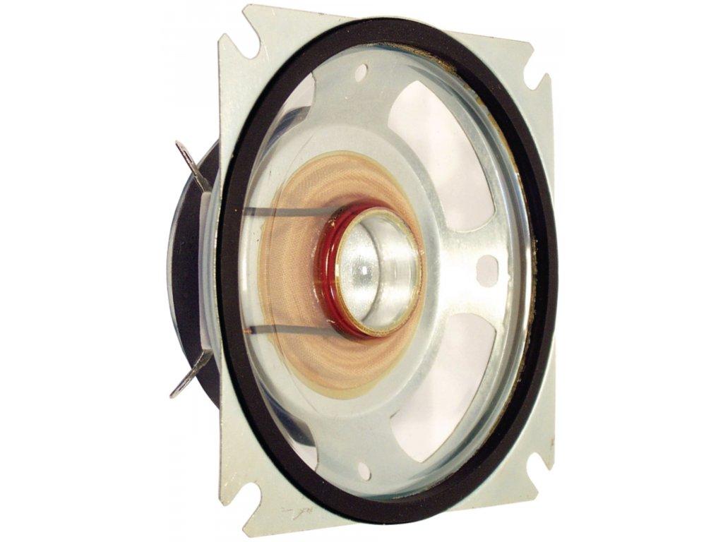 """Širokopásmový voděodolný reproduktor 8 cm (3.3"""") 4 Ohm 30 W Visaton, VS-SL87WPM/4"""