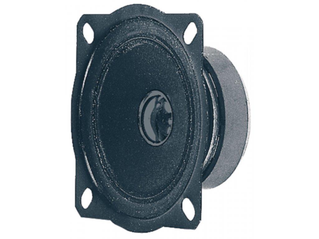 """Výškový reproduktor 2 cm (0.8"""") 8 Ohm 100 W Visaton, VS-TW70/8"""
