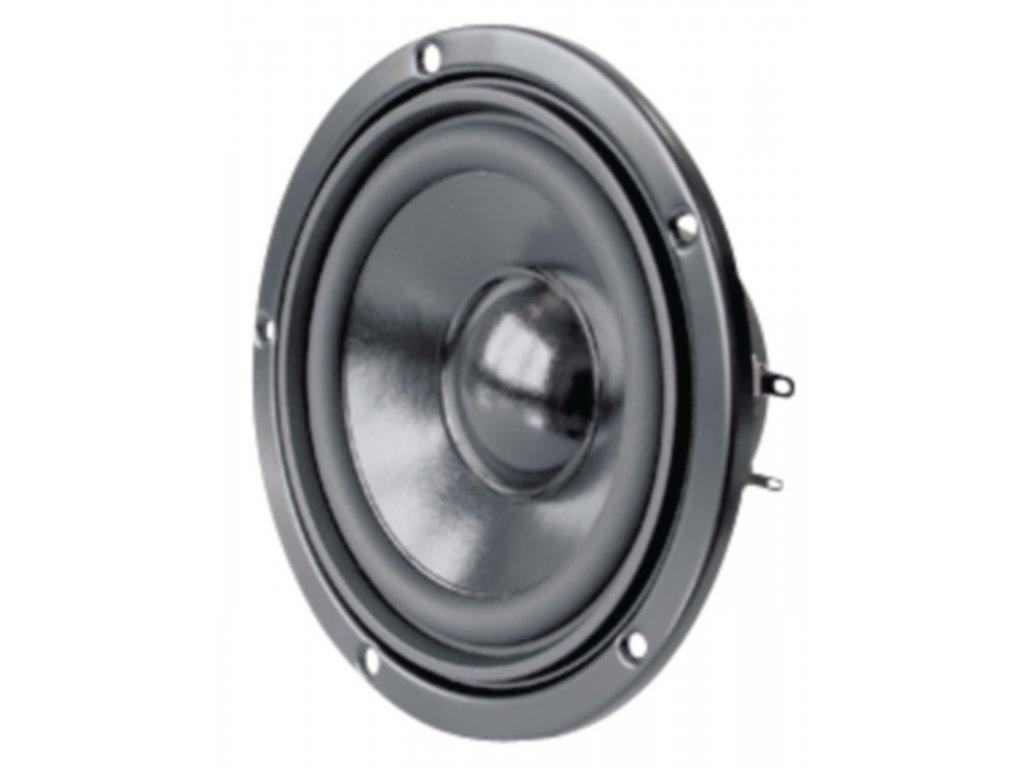 Basový/středně rozsahový reproduktor 4 Ohm 50 W Visaton, VS-W100S/4