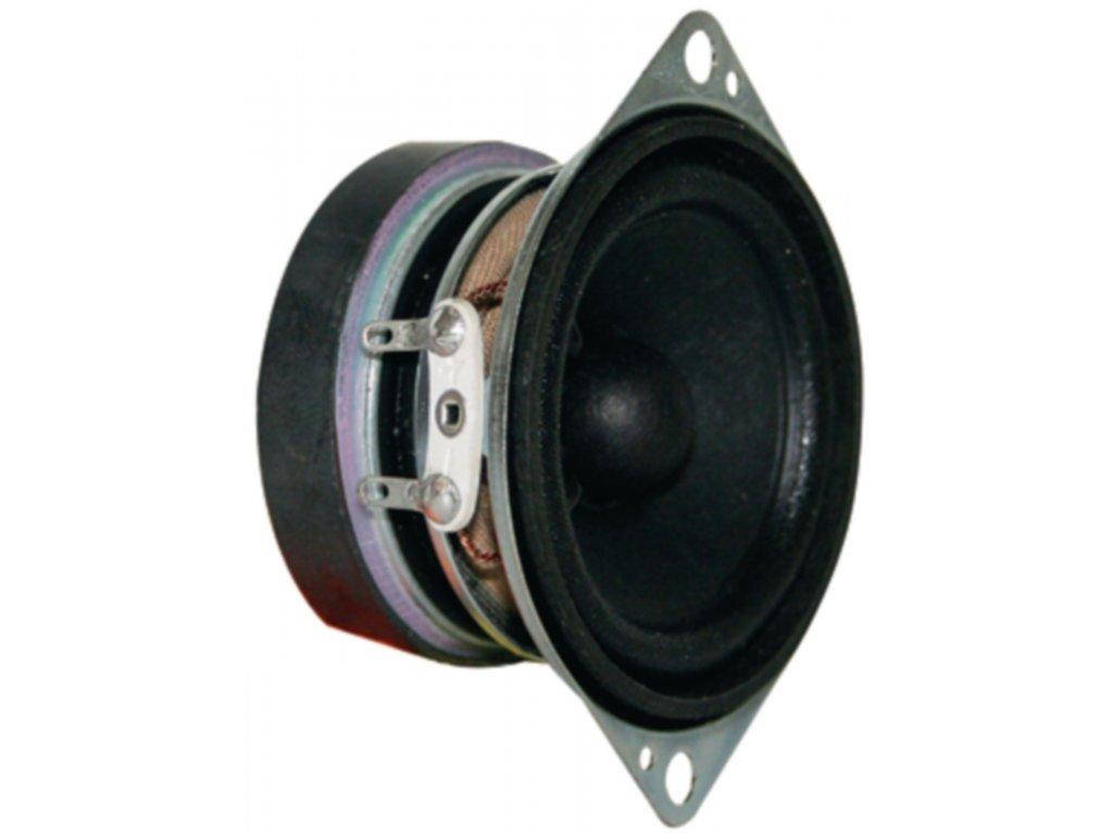 """Širokopásmový reproduktor 5 cm (2"""") 8 Ohm 8 W Visaton, VS-FRS5/8"""