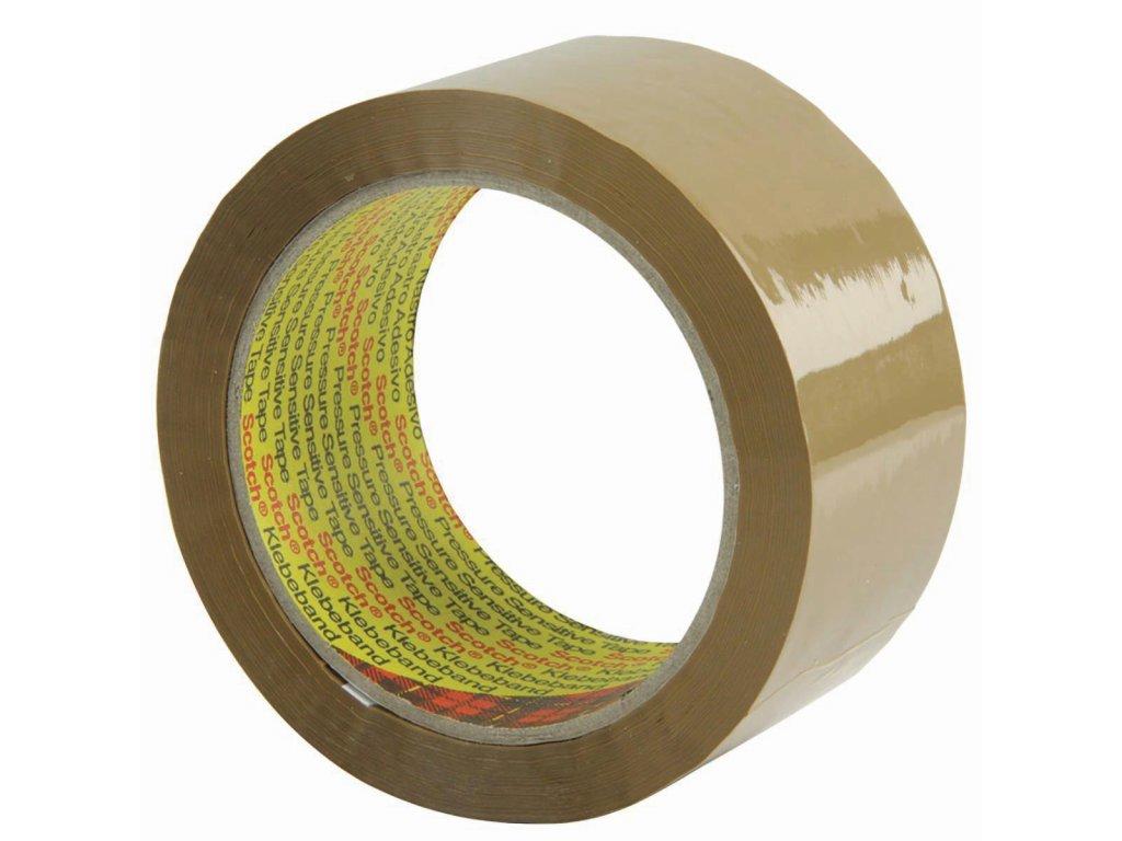 3M lepicí páska 48 mm/66 m, hnědá (OFC-TAPE4866B)