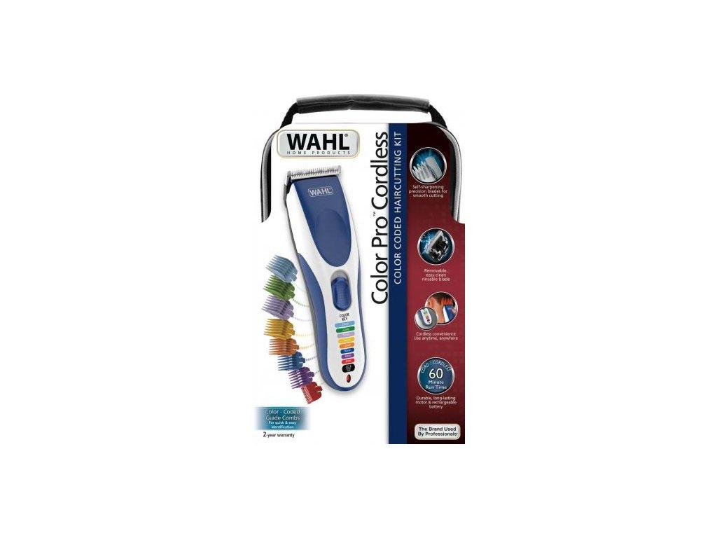 Akumulátorový zastřihovač Wahl 9649-016 ColorPro