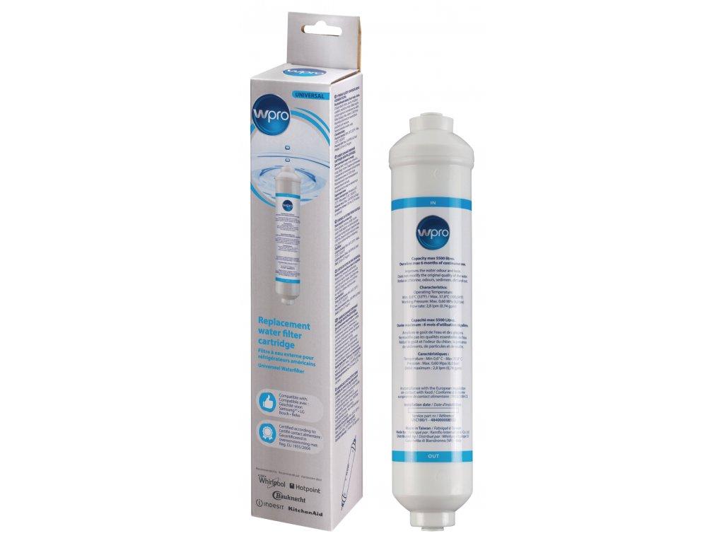 Vodní filtr do ledničky univerzální WPRO 484000008553