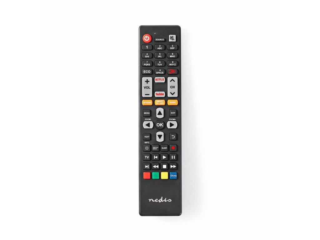 Nedis TVRC40TCBK předprogramovaný dálkový ovladač pro TV TCL/Thomson