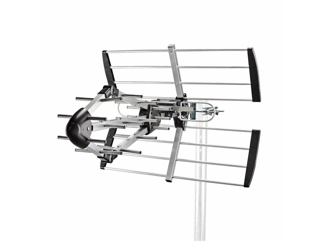 Nedis ANOR7150ME anténa 14 dB DVB-T/T2 LTE 700, 4G/5G