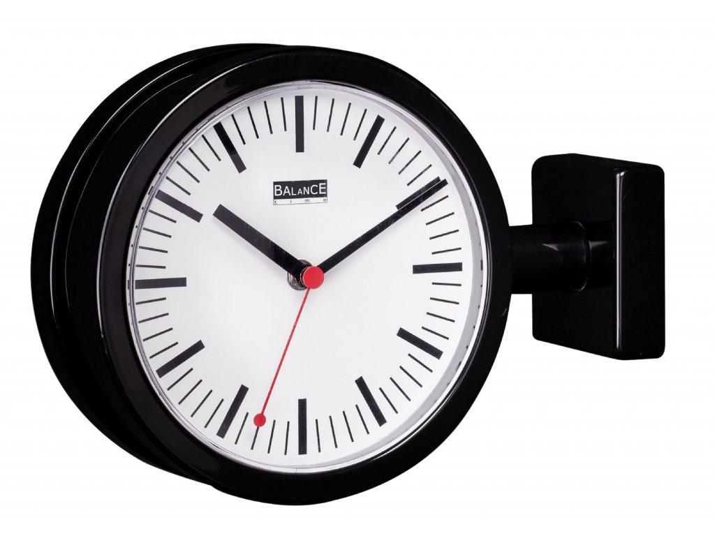 Oboustranné hodiny 20 cm, Balance 176533