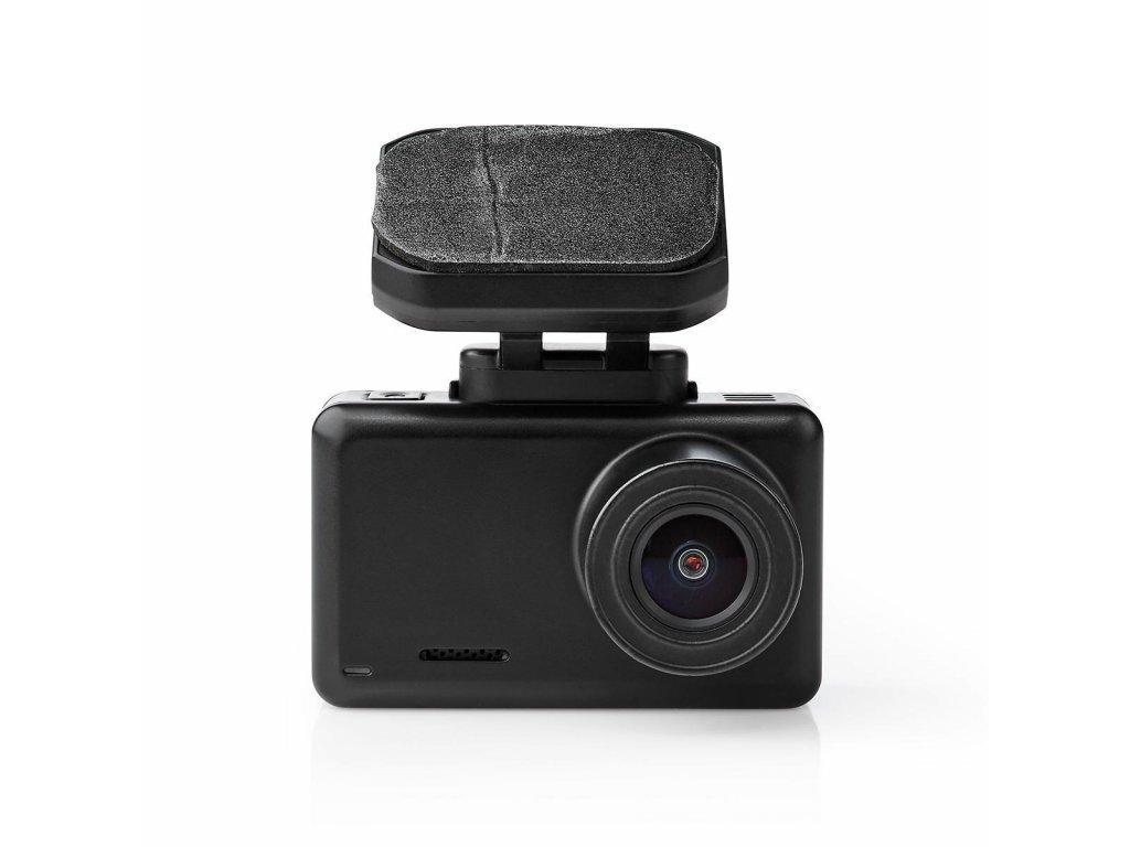 """Nedis DCAM44BK Ultra HD kamera do auta, 4K, 2.4"""" displej, zorný úhel 140°, kovová"""