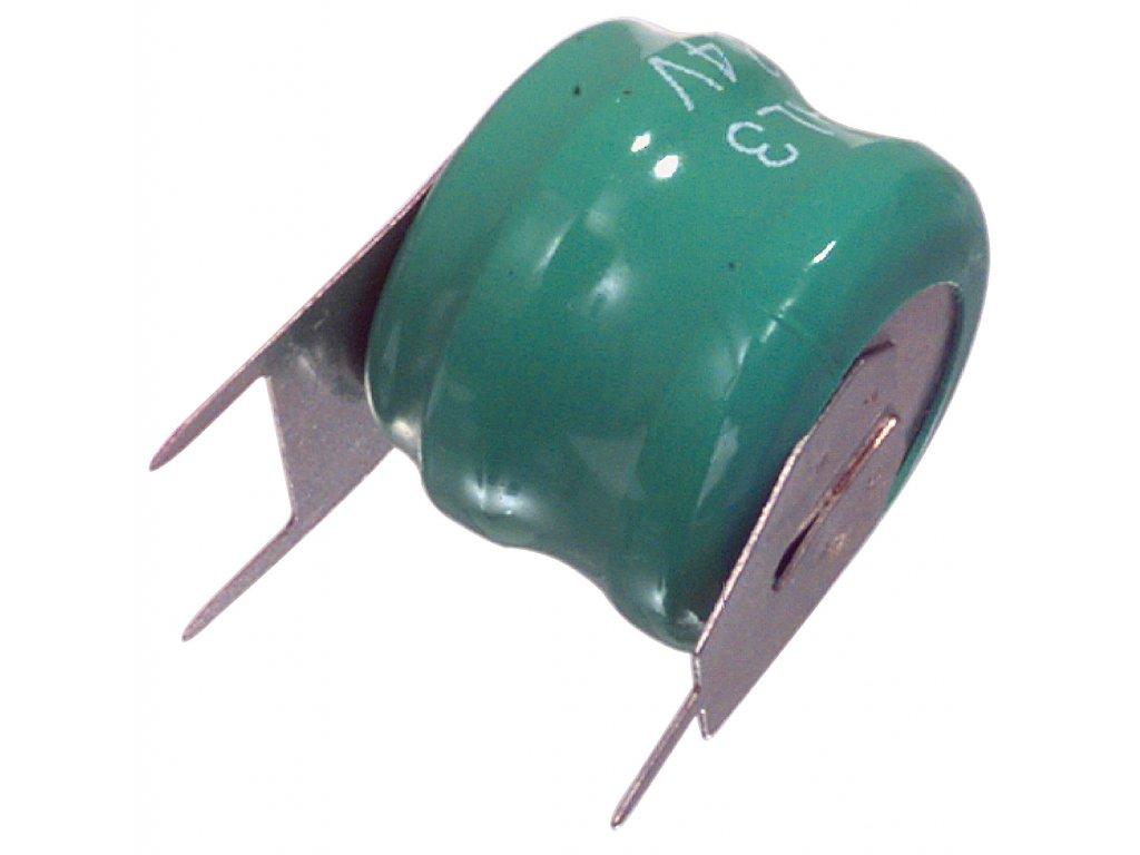 Akumulátor NiMH 2.4V/60mAh, NIMH-60/2