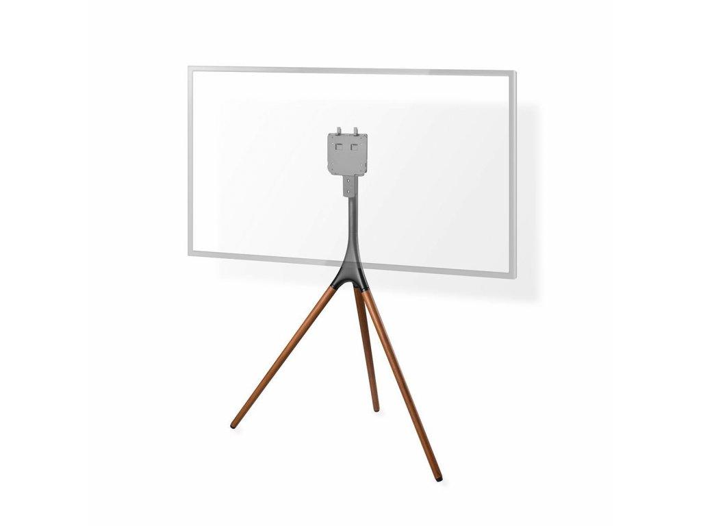 """Nedis TVSM705SABK stojan pro TV, 55 - 65"""", 30 kg, vhodný pro Samsung® Q-LED, černá/buk"""