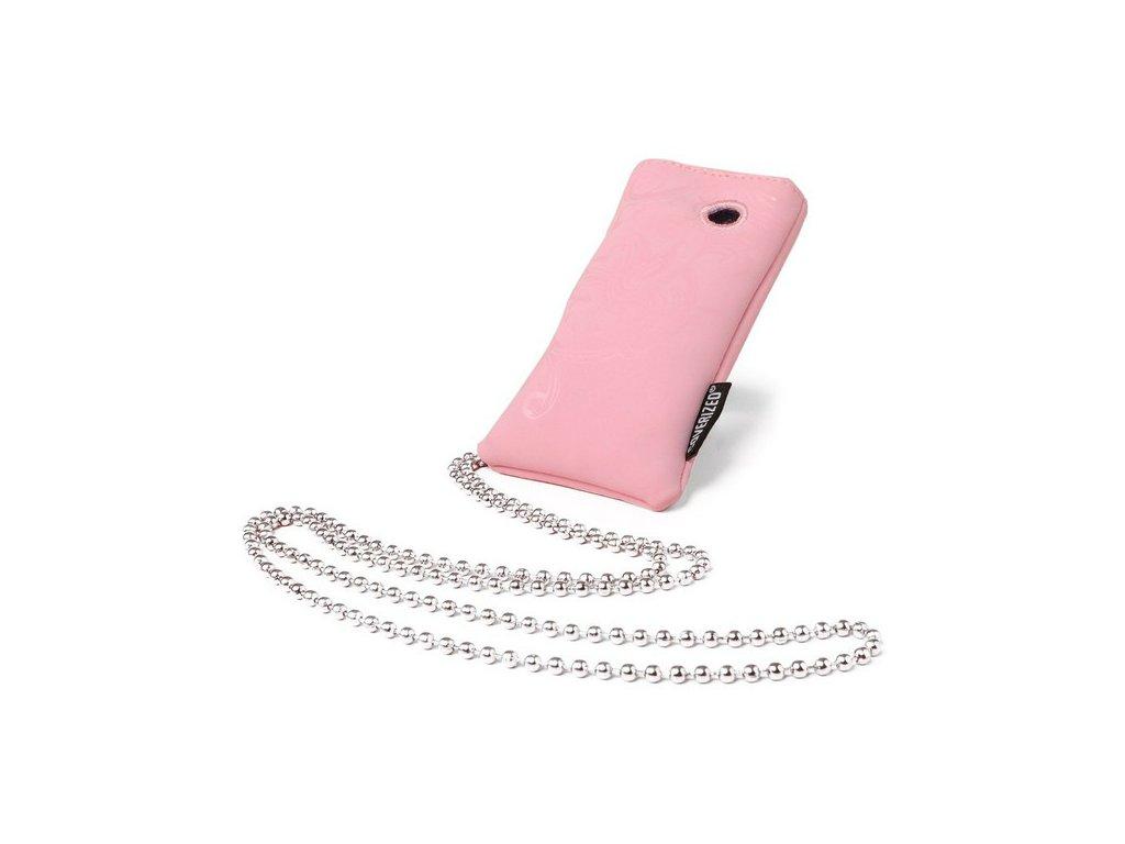 Coverized DECO malá brašna na MP3 / MP4, růžová