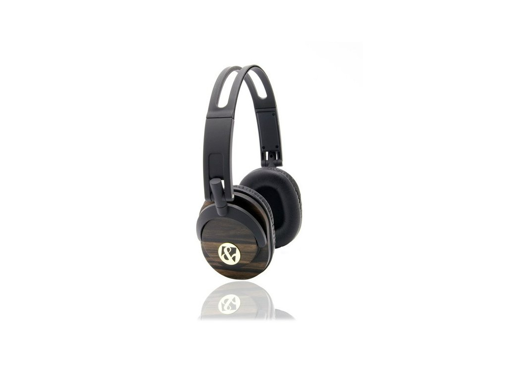 Profesionální sluchátka G&BL 6583 Ebony Wood