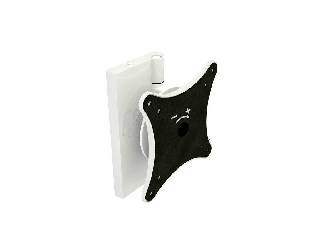 """Nástěnný bezramenný držák pro LCD televize a plazmy (19 až 32"""") Ocean 6315 Dolphin bílý"""