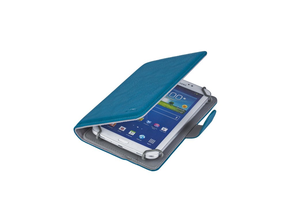 """Riva Case 3012 pouzdro na tablet 7"""", akvamarínové"""