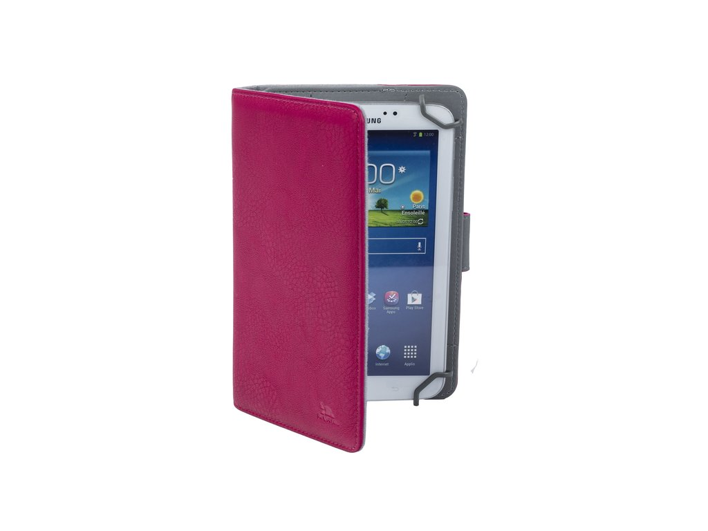 "Riva Case 3012 pouzdro na tablet 7"", růžové"