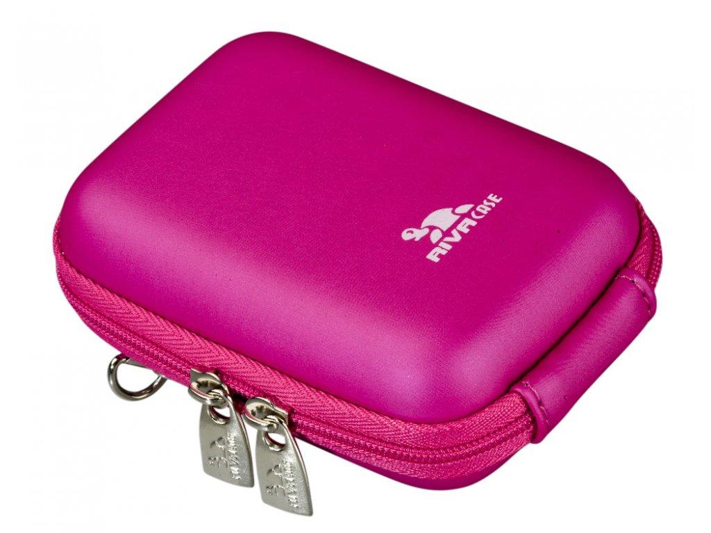 Riva Case 7023 pouzdro na fotoaparát, purpurové