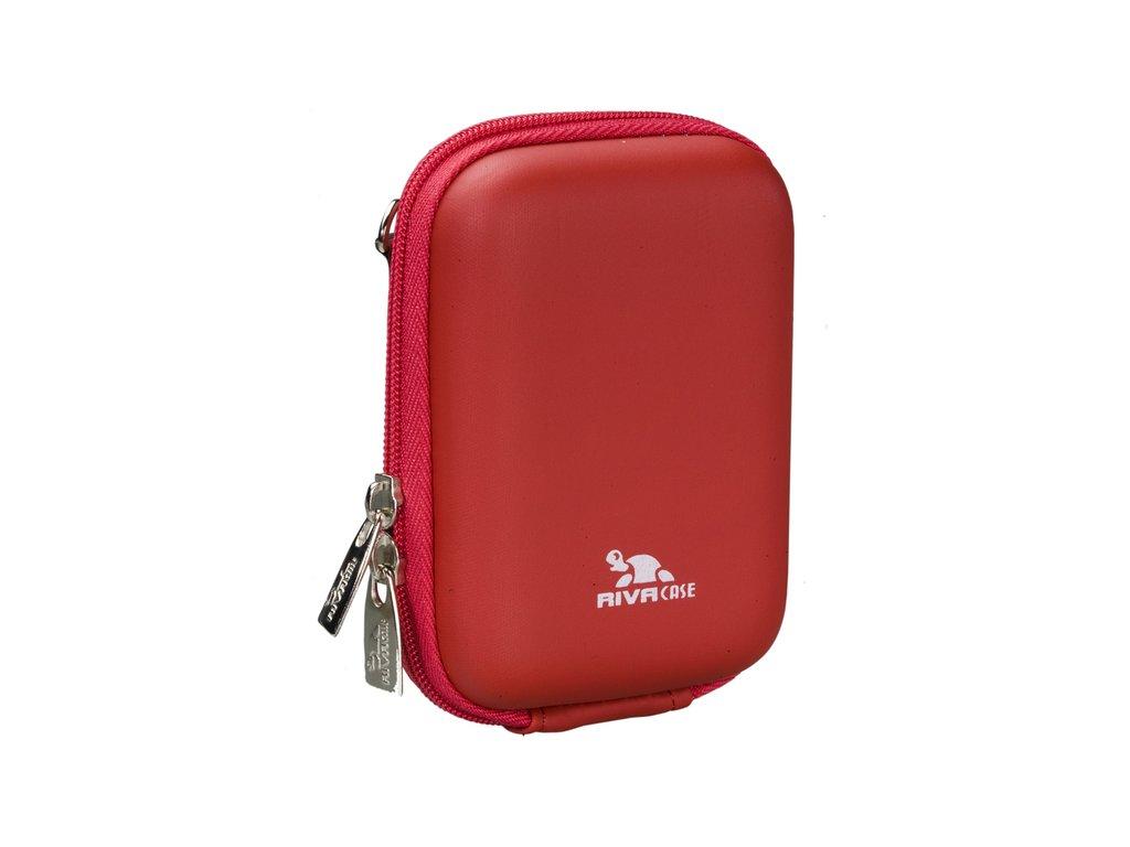Riva Case 7023 pouzdro na fotoaparát, červené