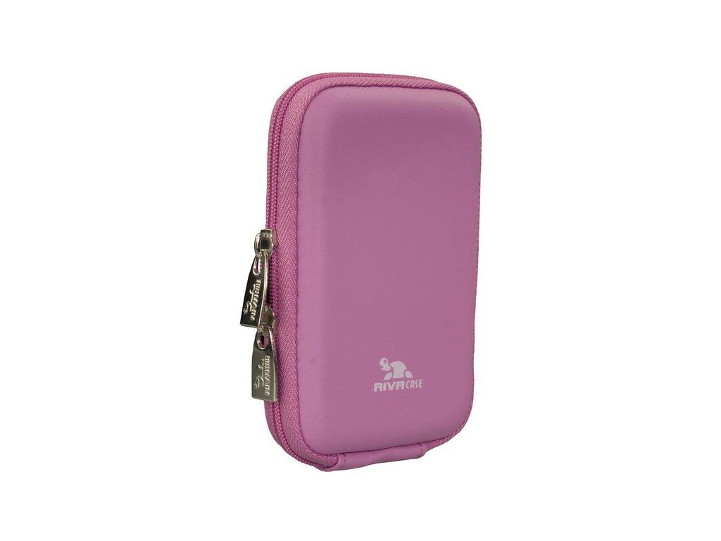 Riva Case 7062 pouzdro na fotoaparát, růžové