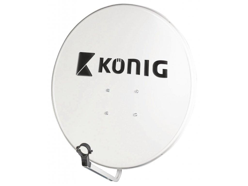 König SAT-SD80 parabola 80 cm 39.8 dB