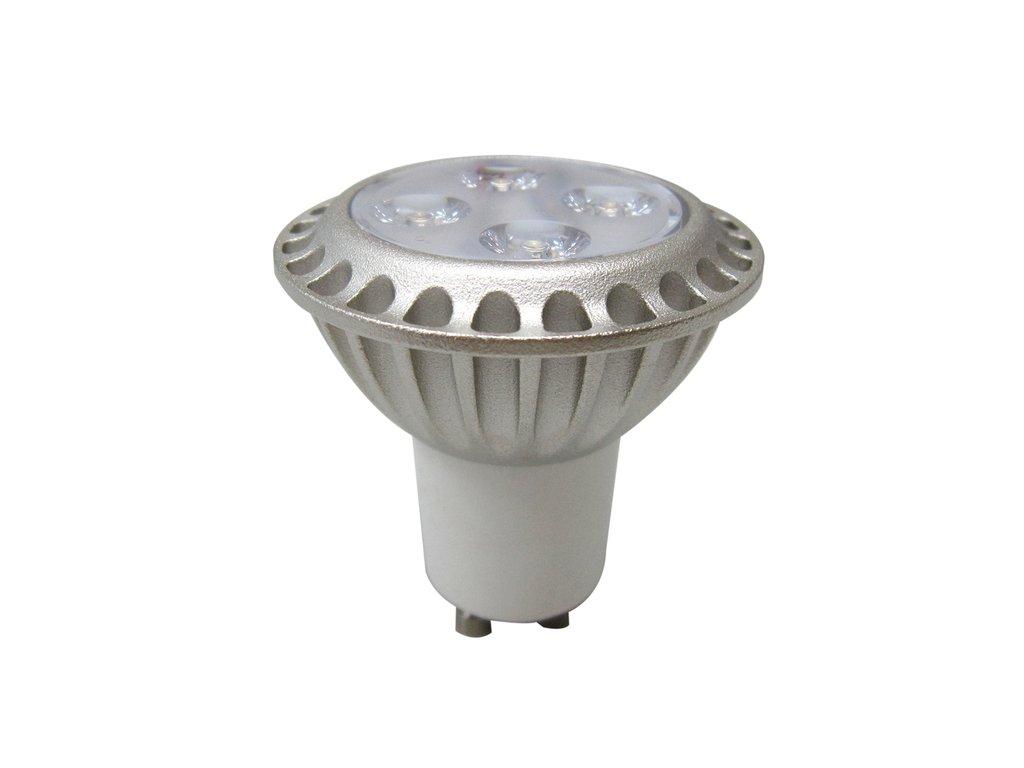 Zenaro 00050010 LED žárovka Premium GU10, GU10, 5W (náhrada 25W) stmívatelná