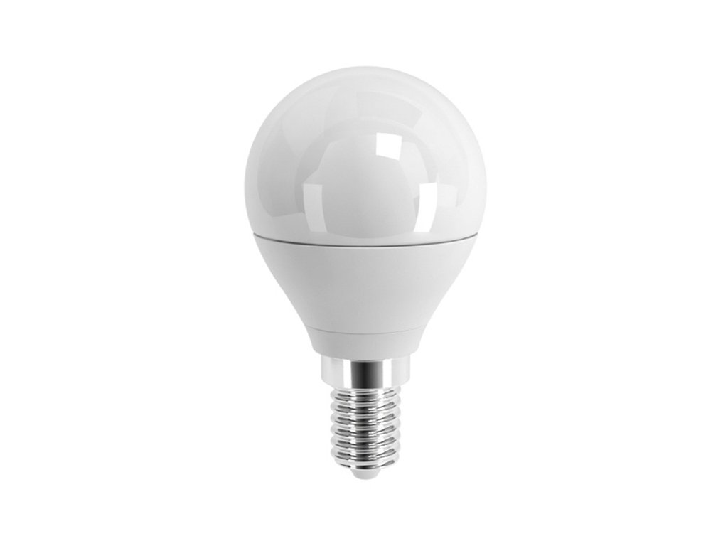 Zenaro 00420001 LED žárovka Eco P45, E14, 4W (náhrada 25W) nestmívatelná