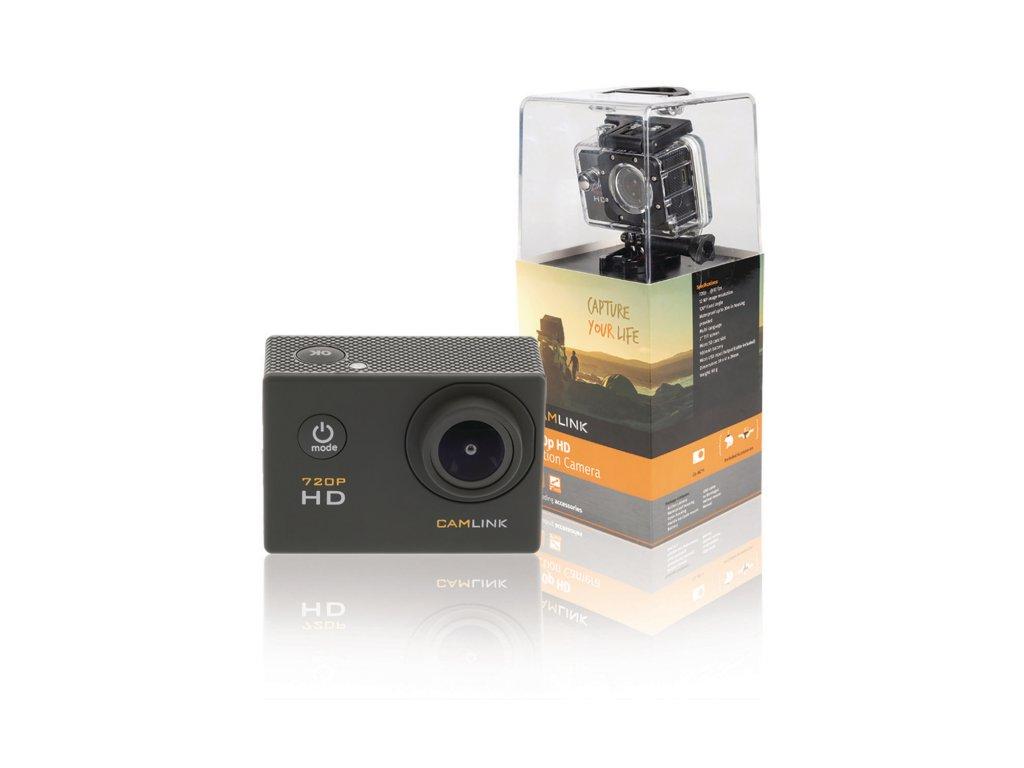 Camlink CL-AC11 HD 720p sportovní kamera