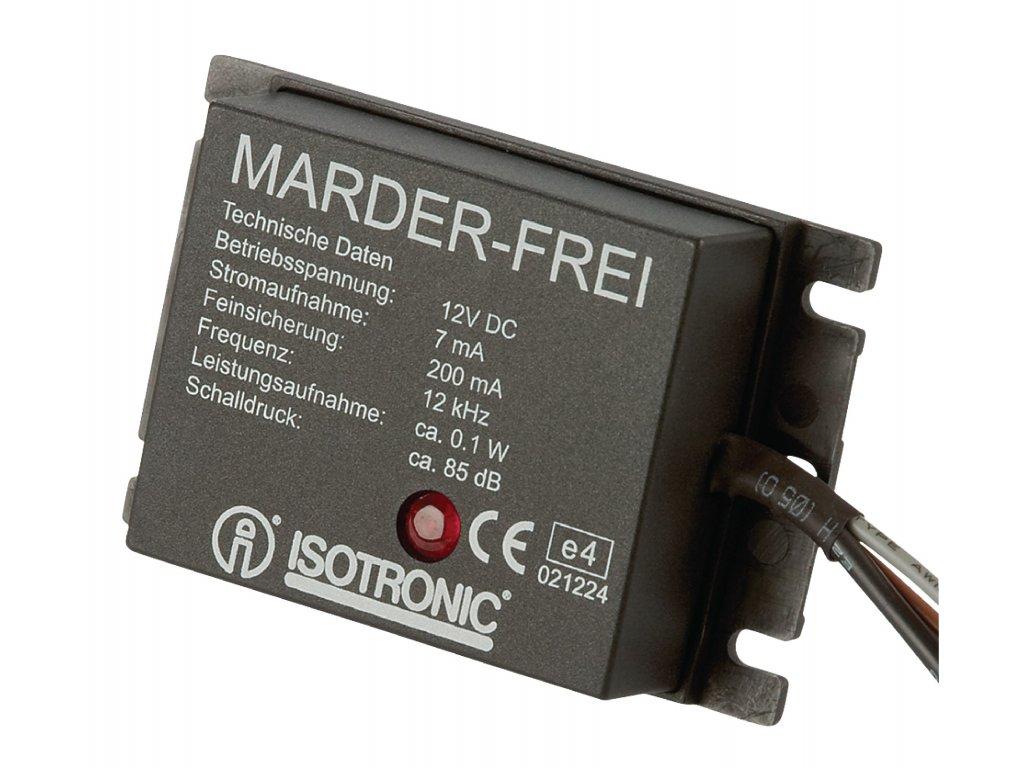 Odpuzovač hlodavců do auta, 12 kHz Isotronic 78405