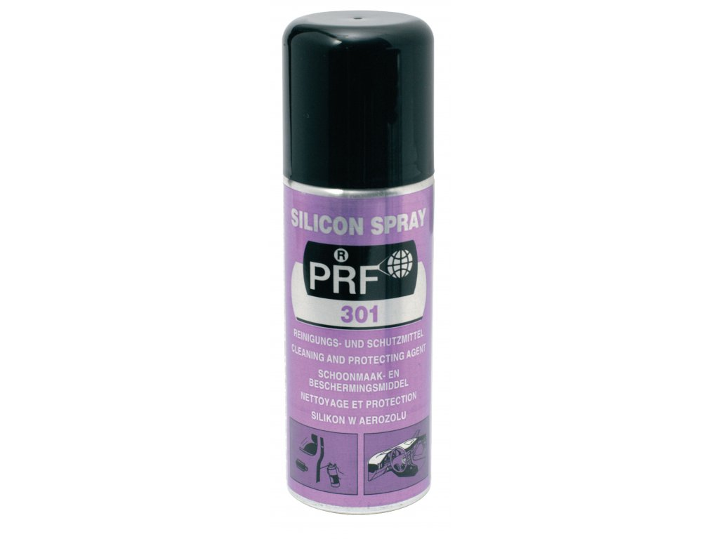 Univerzální silikonový sprej 220 ml PRF 301