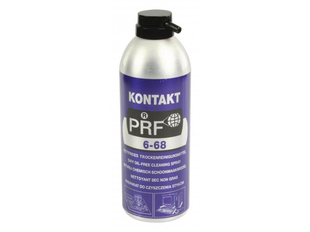 Čisticí sprej na kontakty 520 ml PRF 6-68