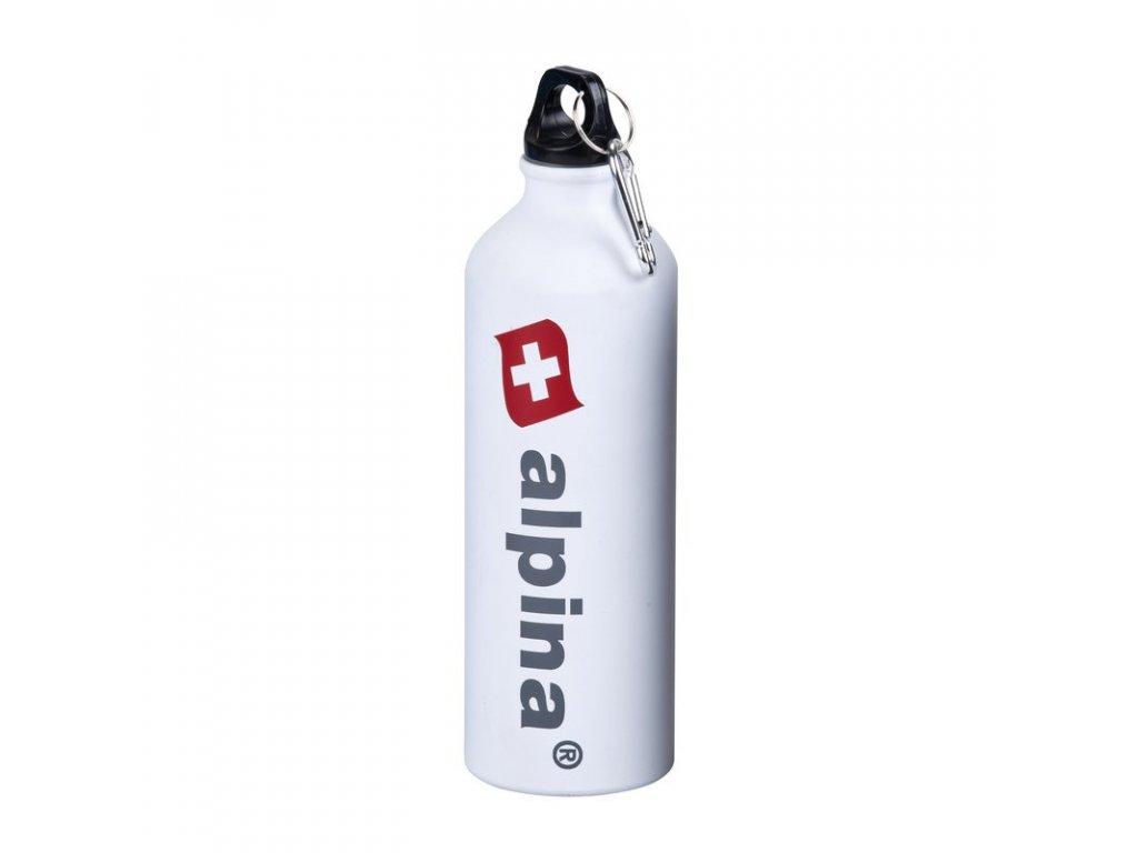 Alpina 22898 hliníková láhev 750ml bílá