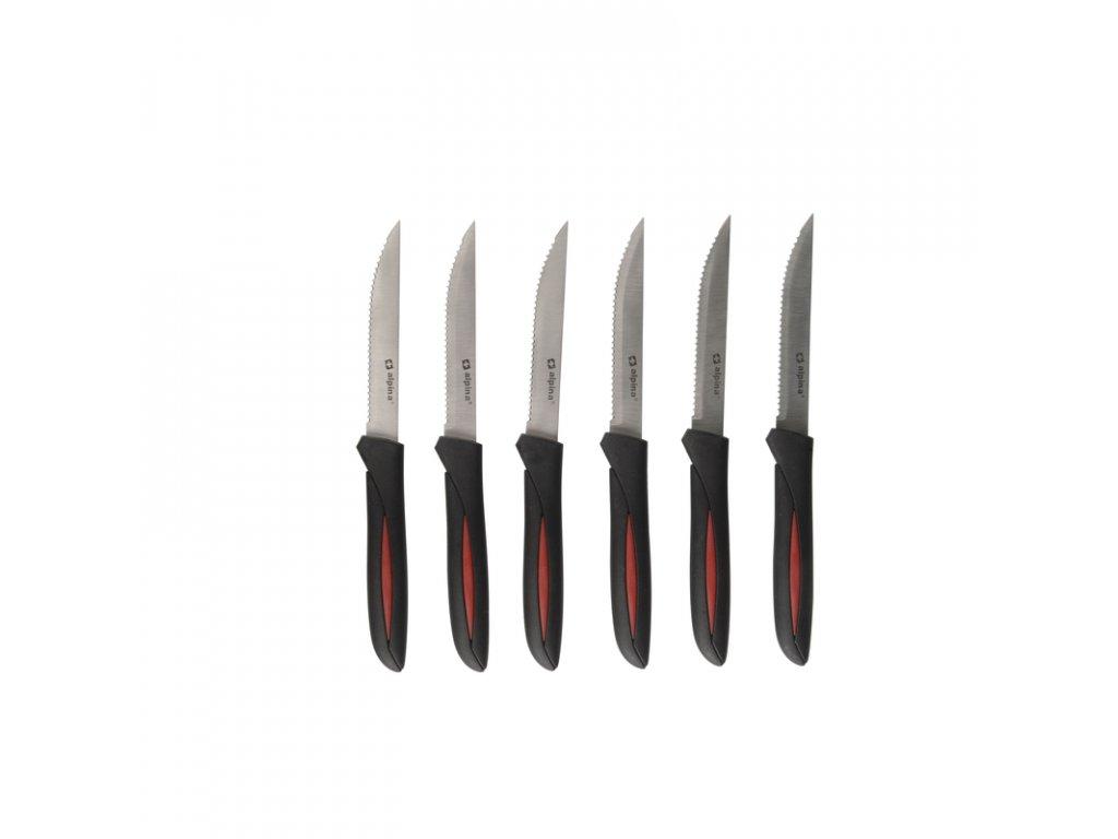 Alpina 95602 steakový nůž set 12ks v plastovém boxu