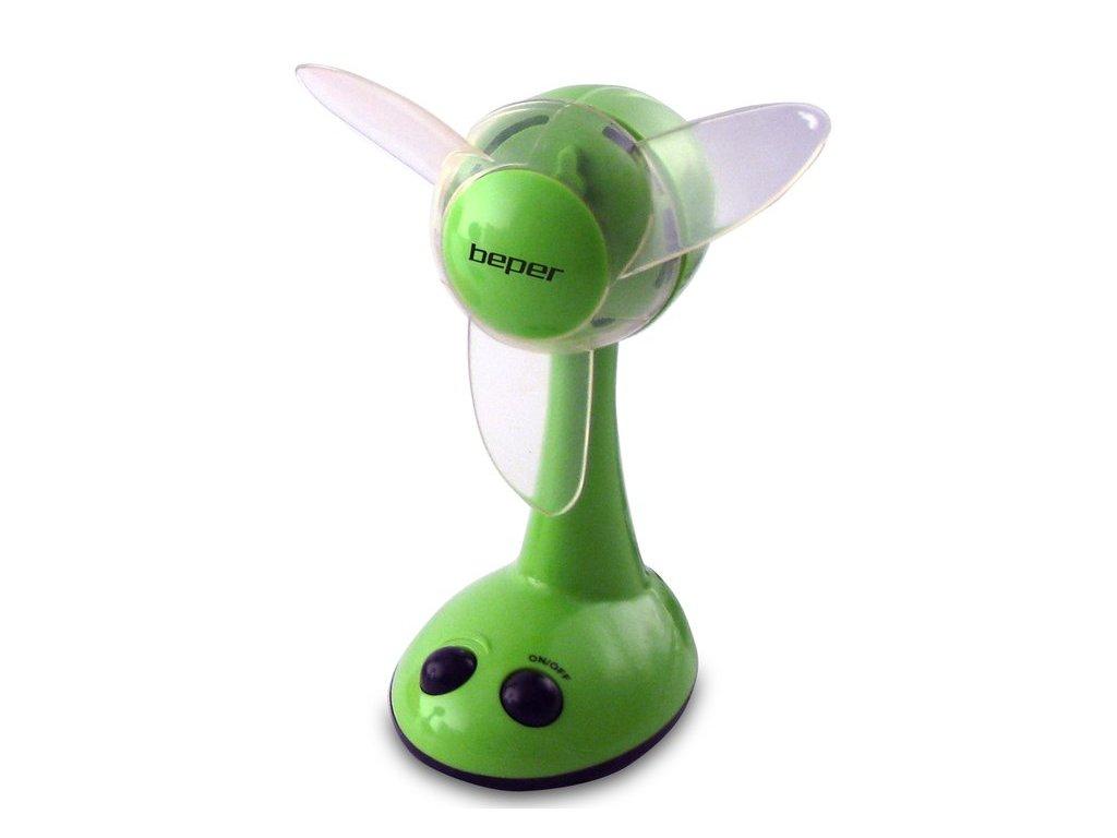 BEPER 70260-V stolní ventilátor MINI TABLE - Verde