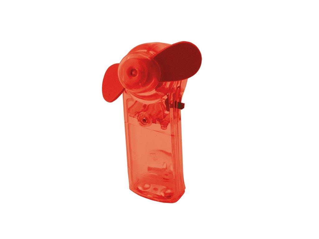 BEPER 70262-R kapesní ventilátor MILÓ - Rosso